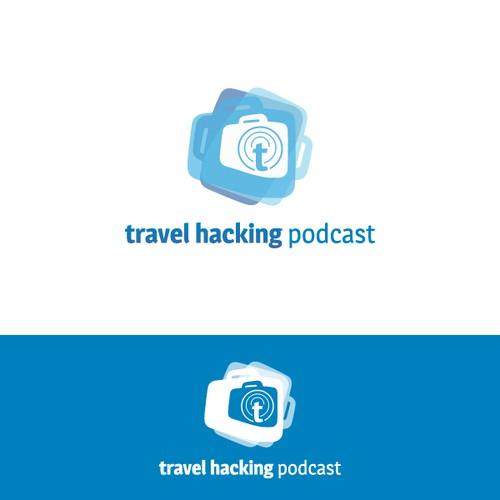 Podcast logo concept