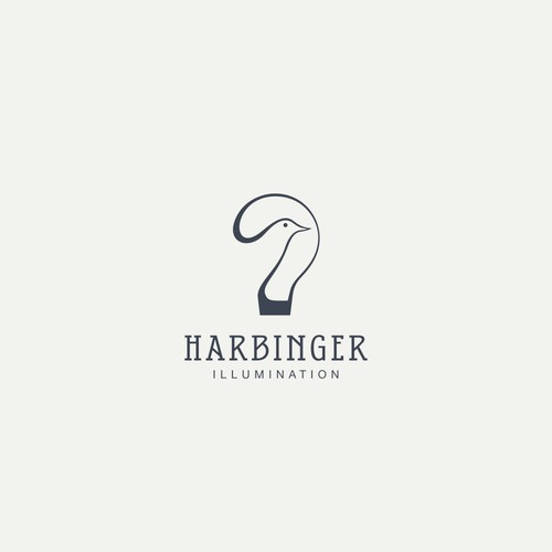 Logo Draft for for Harbinger Illumination