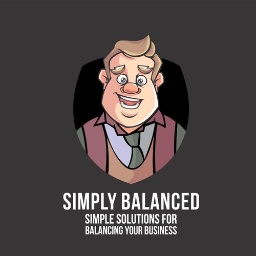 logo for simply balanced