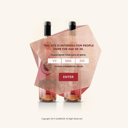 !!!!ELEGANT WINE/ BEVERAGE Brand!!!!!!!!!