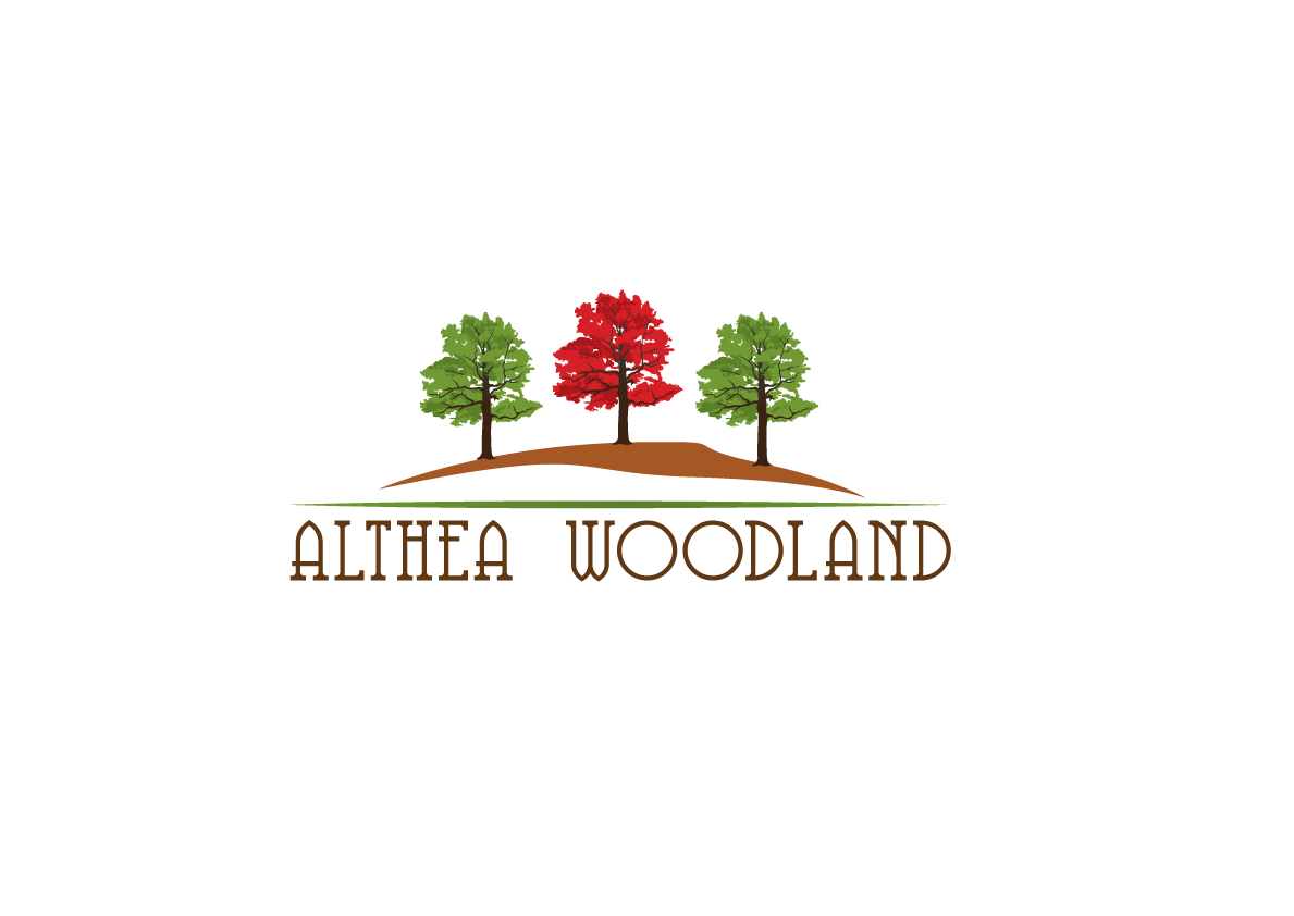 Create a winning logo design for Althea Woodland, a skilled nursing and long-term care facility.