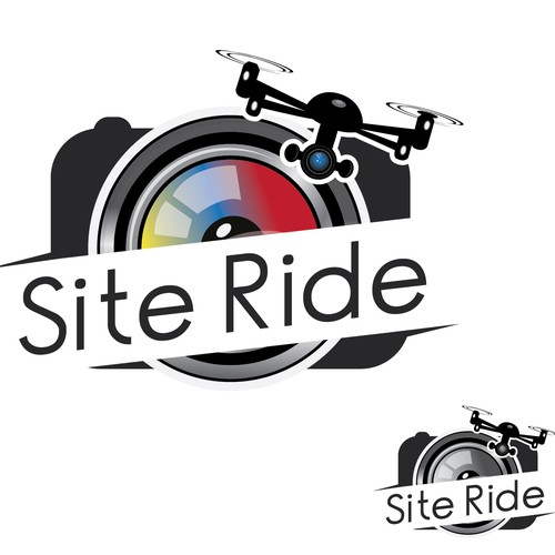 Site Ride Logo Design