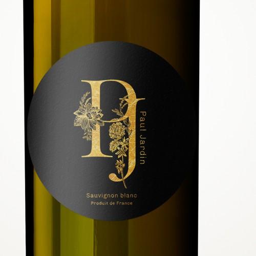 Paul Jardin white wine