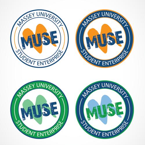 MUSE logo pour Massey Université