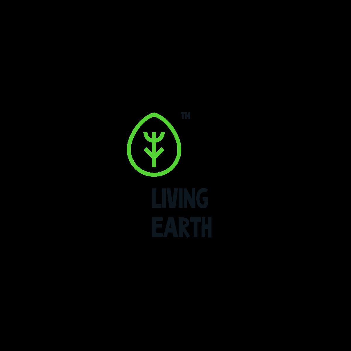 Living Earth Logo - redesign