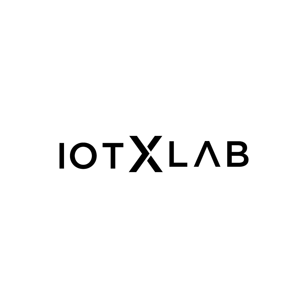 IOTxLAB - Logo for an Internet of Things design agency