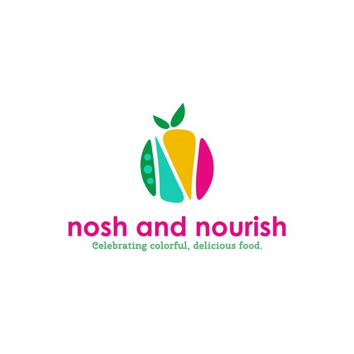 nosh and nourish logo