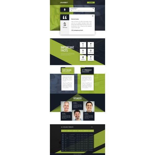 Jobcast Portal Wordpress Design