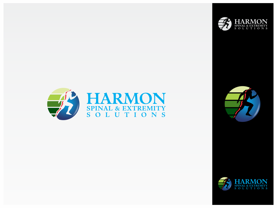 logo for Harmon Spinal and Extremity Solutions