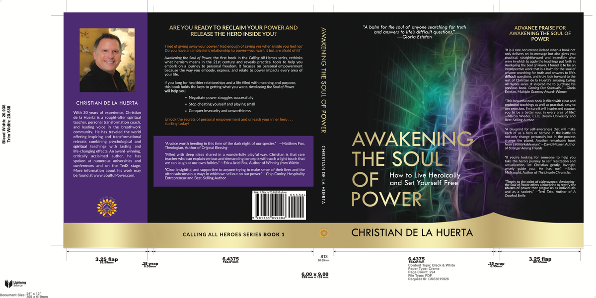 Awakening the Soul of Power Cover Completion