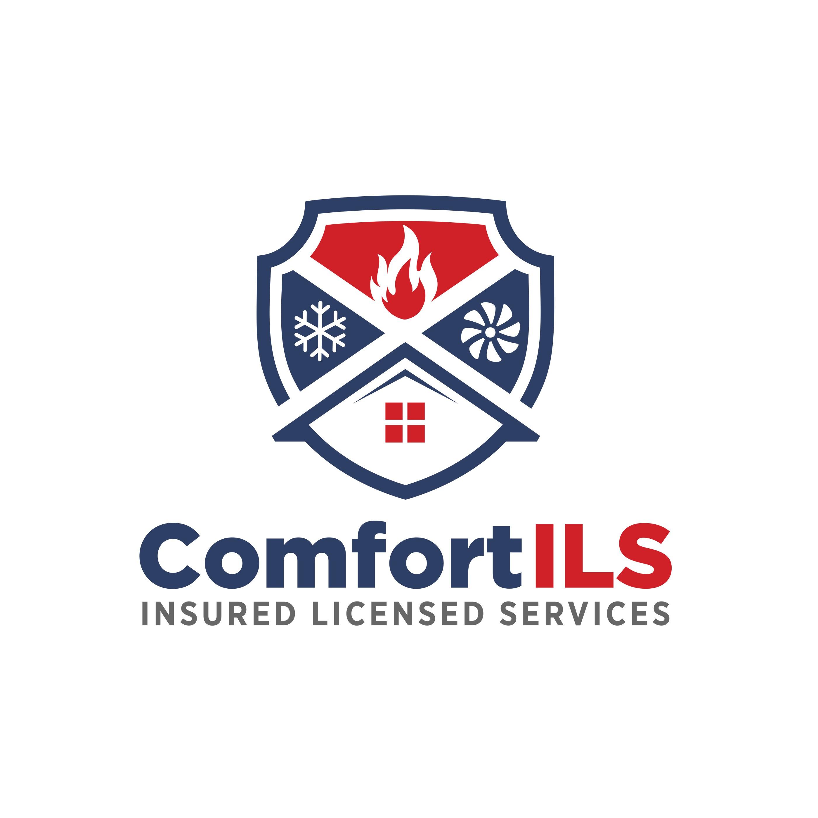 Air conditioning contractor logo