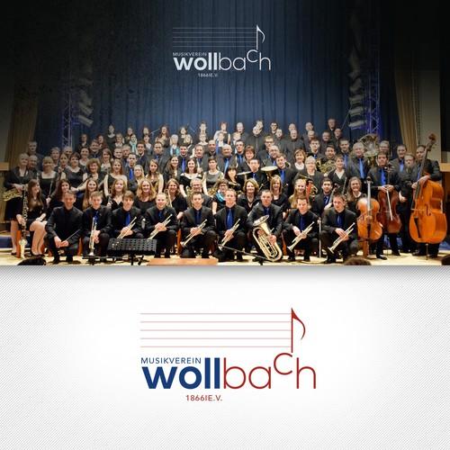Logo Musikverein Wollbach