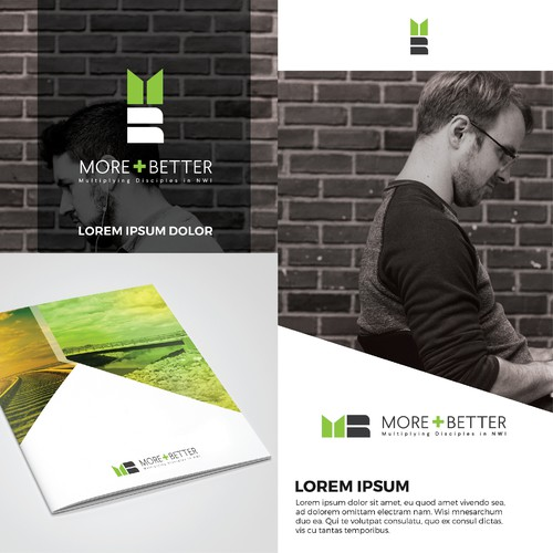 logo concept for More & Better