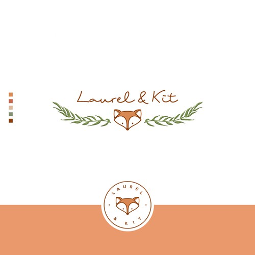 Logo Laurel & Kit