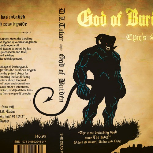 God of Burden Book Cover