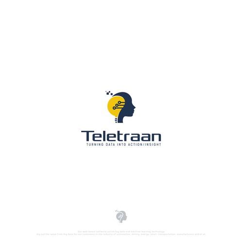 Tech logo concept for Teletraan