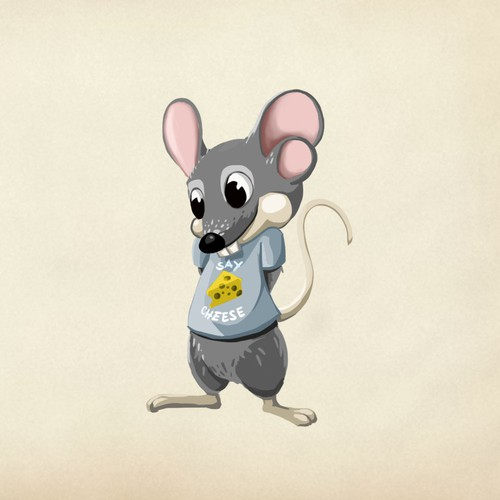 3 eared Mouse