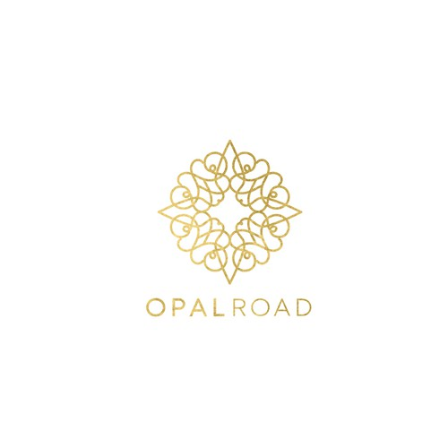 Elegant logo for a candle brand