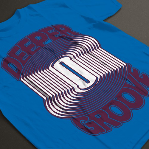 Deeper Groove T-shirt