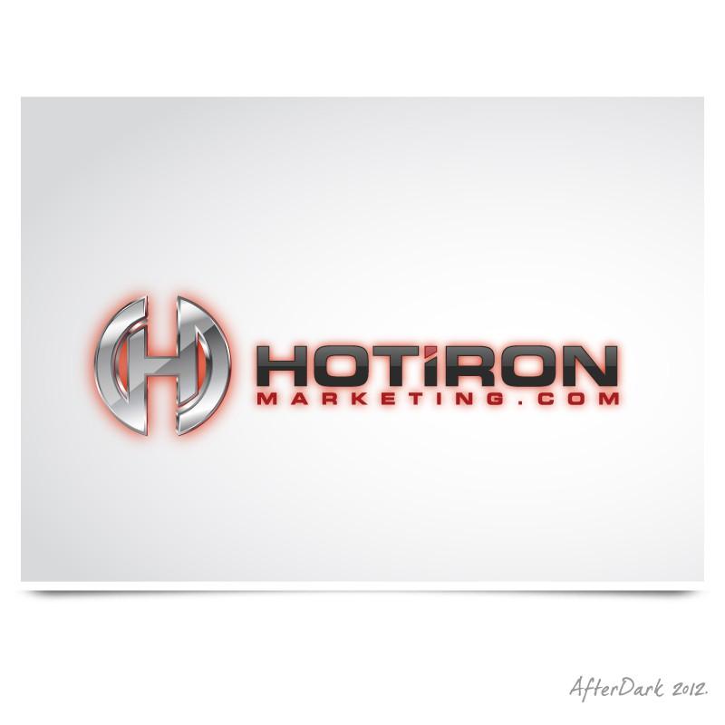Hot Iron Marketing needs a new logo