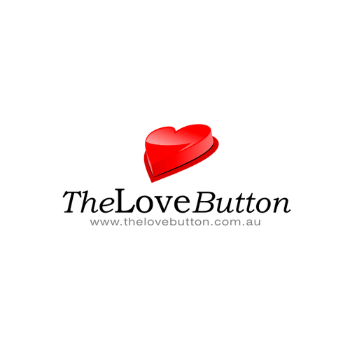 Design our 'LOVE BUTTON' logo