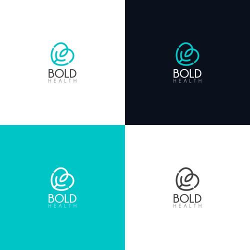 Logo Concept For Bold Health