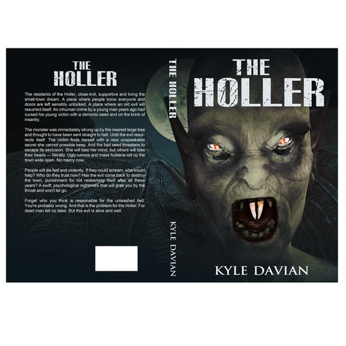The Holler Book Cover