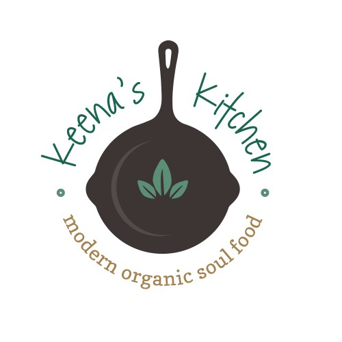 logo for Keena's Kitchen