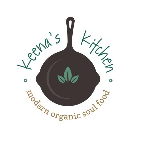 logo for Keena's Kitchen
