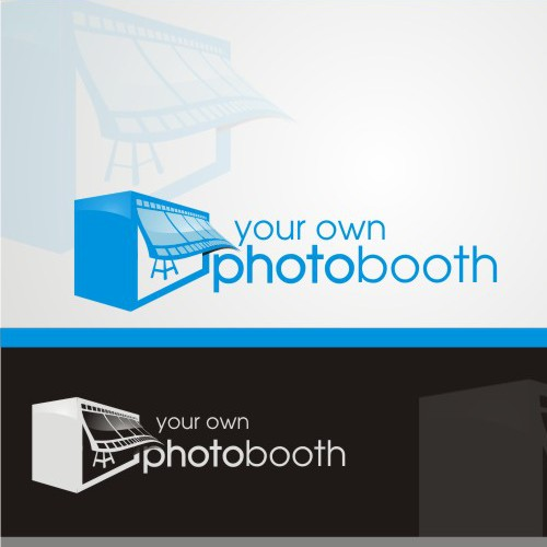 Your Own PhotoBooth needs Its Own Logo!