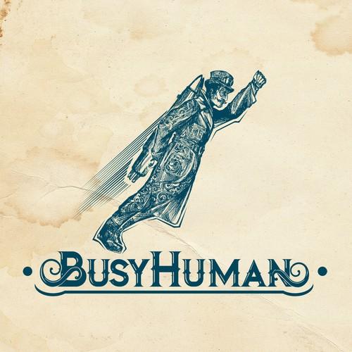 Busy Human