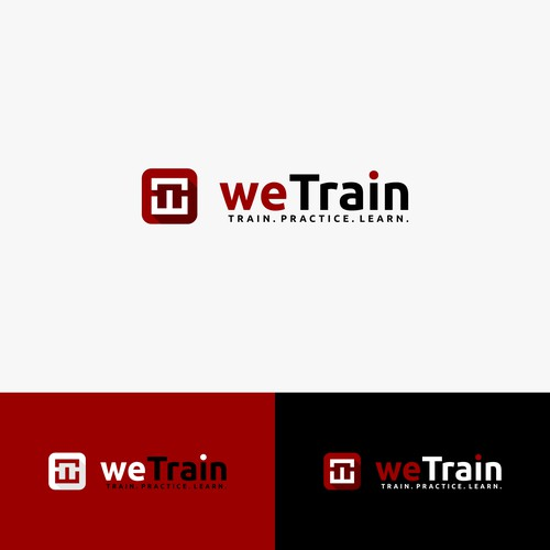 Logo for WeTrain