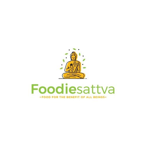 Logo for Foodiesattva