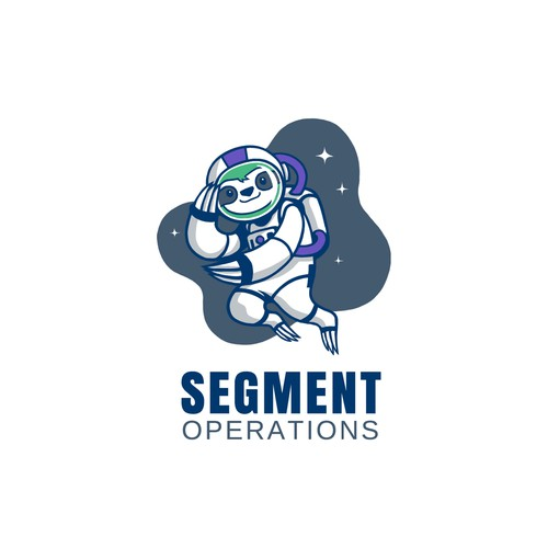 Segment's Operations team needs a cute and hard working sloth mascot logo!!