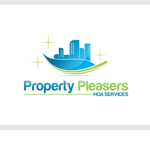 logo for Property Pleasers HOA Services