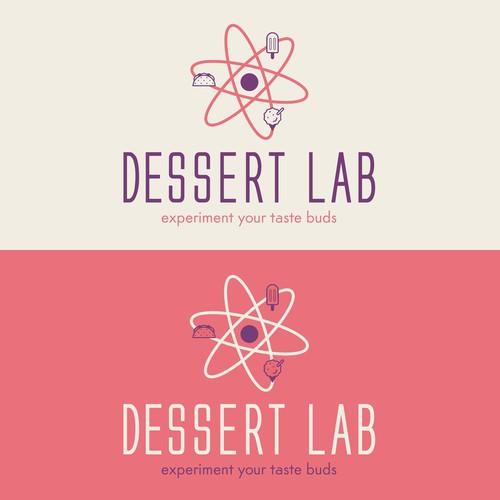 Dessert Lab Logo