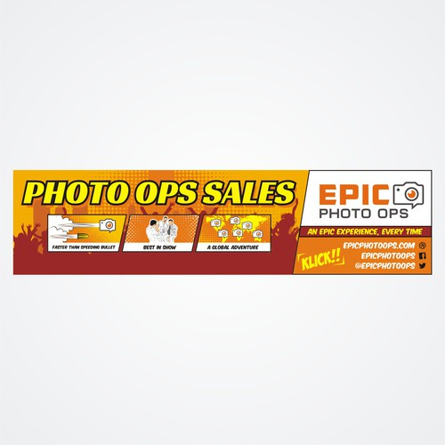 photo ops sales