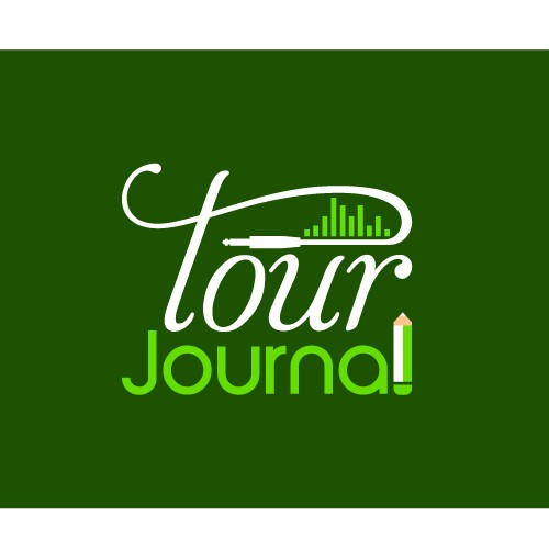 Create a capturing and exciting identity for Tour Journal!!!