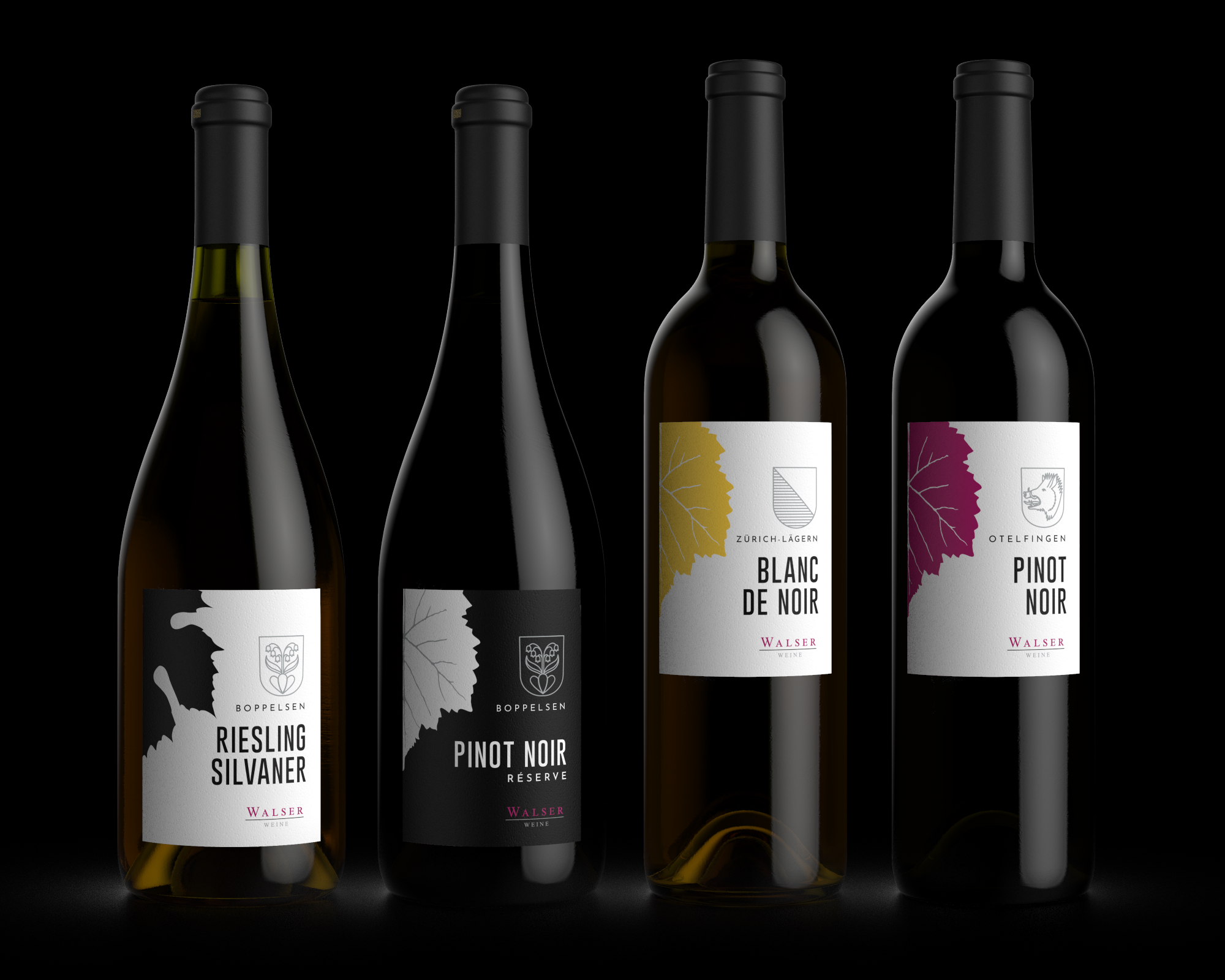 two new wines