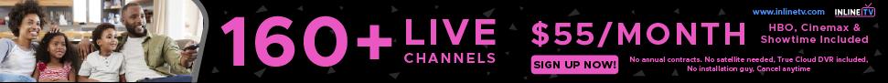 Inlinetv.com banners