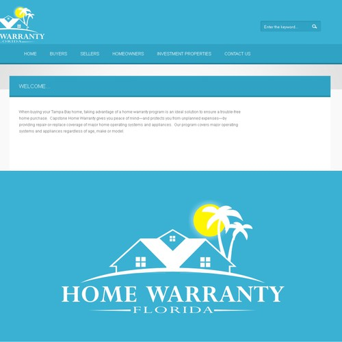 Logo for Home Warranty