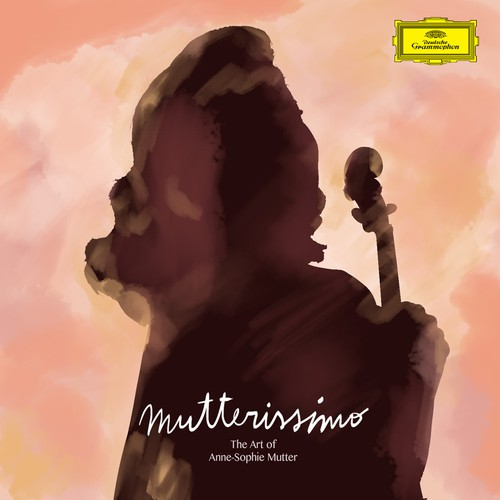 Classical Music Album Cover