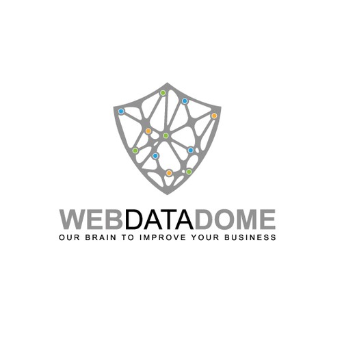 Shield data logo