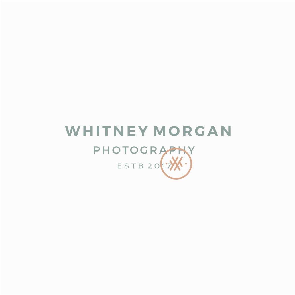 Modern Logo For Wedding and Portrait Photographer