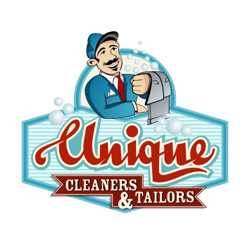 Create a neat-awesome logo design  for my Dry Cleaning  Business ,  its my first business.Please !!!