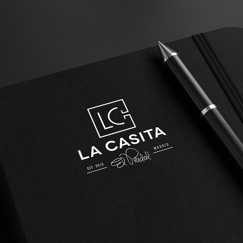 Logotipo La Casita - El Pradal