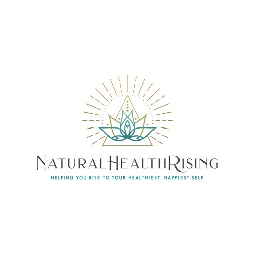 Natural Health Rising logo
