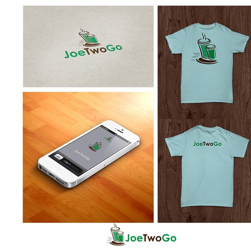 JoeTwoGo needs a new logo