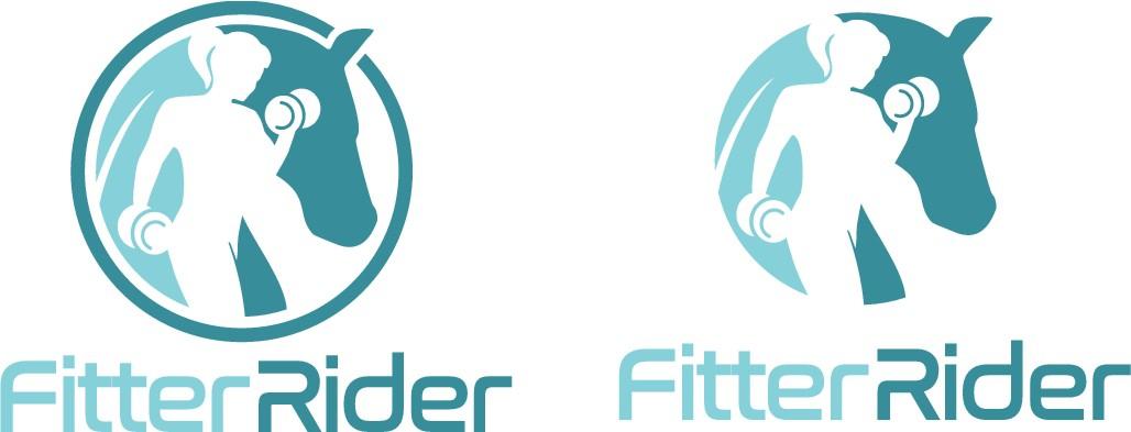 Fitter Rider needs a funky, playful, powerful & unforgettable logo
