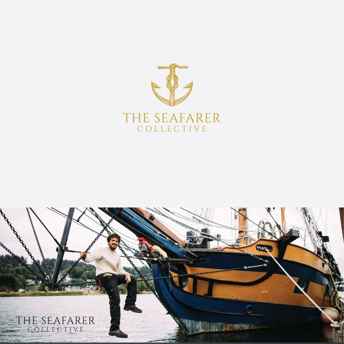 Brand identity for The Seafarer Collective